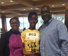 Ravenscroft Sixth Grader Autumn Campbell Places Among Top 12 in Countywide Spelling Bee