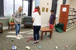 Middle School Student Leaders Focus on Empathy During Retreat
