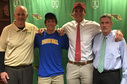 Two Ravenscroft Athletes Sign National Letters of Intent
