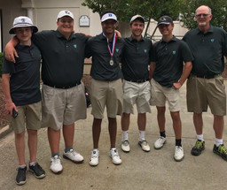 Boys Varsity Golf Finishes Third in State Championship