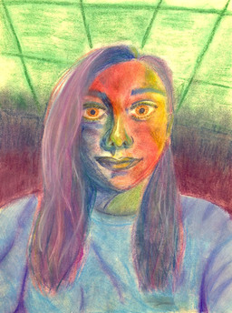Eighth-Grade Art Students Have Work Published in Anthology