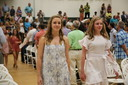Eighth-Graders Challenged to Continue to Grow, Lead in Closing Ceremony