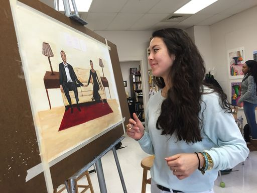 Alumni Art Exhibit Planned for October 2018