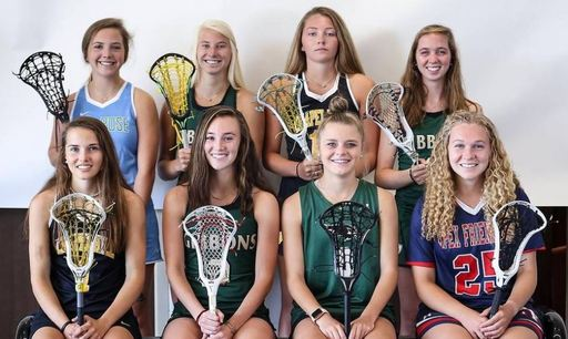 Five Spring Athletes Named to All-Metro Teams
