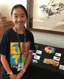Eighth-Grader's Work Showcased by OrigamiUSA