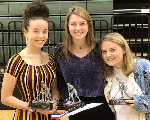 Fall 2018 Varsity Awards
