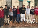 Upper School Band Students Attend UNCW Honor Band Clinic