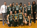 Girls Basketball Wins Granville Central Holiday Invitational; Macy Frederiksen '20 Named Most Outstanding Player