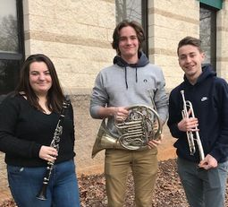 Ravenscroft Band Students Make Strong Showing at All-District Auditions