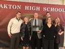 Athletic Director Ned Gonet Inducted Into High School Athletic Hall of Fame