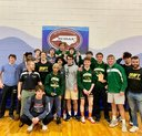 Wrestlers Place Third, Macnabb '19 and Brown '23 Win at NCISAA Championships