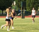 Varsity Girls Lacrosse Dominates Conference Play