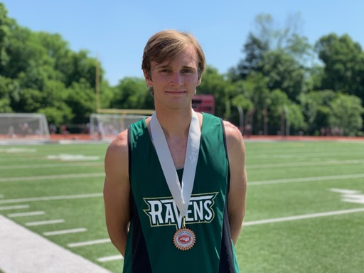Track and Field's Alex Marchi '20 and Talia Granick '21 Place at States