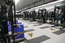 Renovated Weight Room Officially Reopens With Ribbon-Cutting