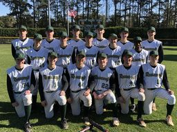 2019 TISAC Championship Baseball Team Wins Academic Excellence Award