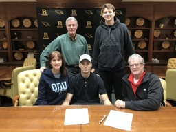 Brady O'Connell '20 Signs to Play Basketball for Old Dominion