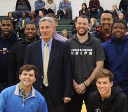 Ravenscroft Community Celebrates the Naming of Billerman Court on Dec. 20