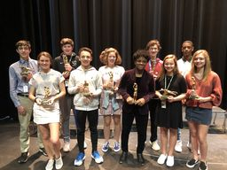 Winter 2020 Non-Varsity Sports Awards Held Feb. 6