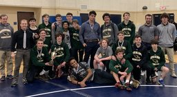 Varsity Wrestling Wins Seventh Consecutive TISAC Championship