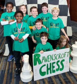 Lower School Chess Players Make Strong Showing in State Tournament