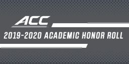 Three Ravens Earn All-ACC Academic Honors