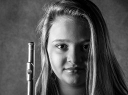 Emily Capell '25 Wins Raleigh Area Flute Association Competition