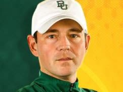 Michael Woodson '07 Named Head Men's Tennis Coach at Baylor University