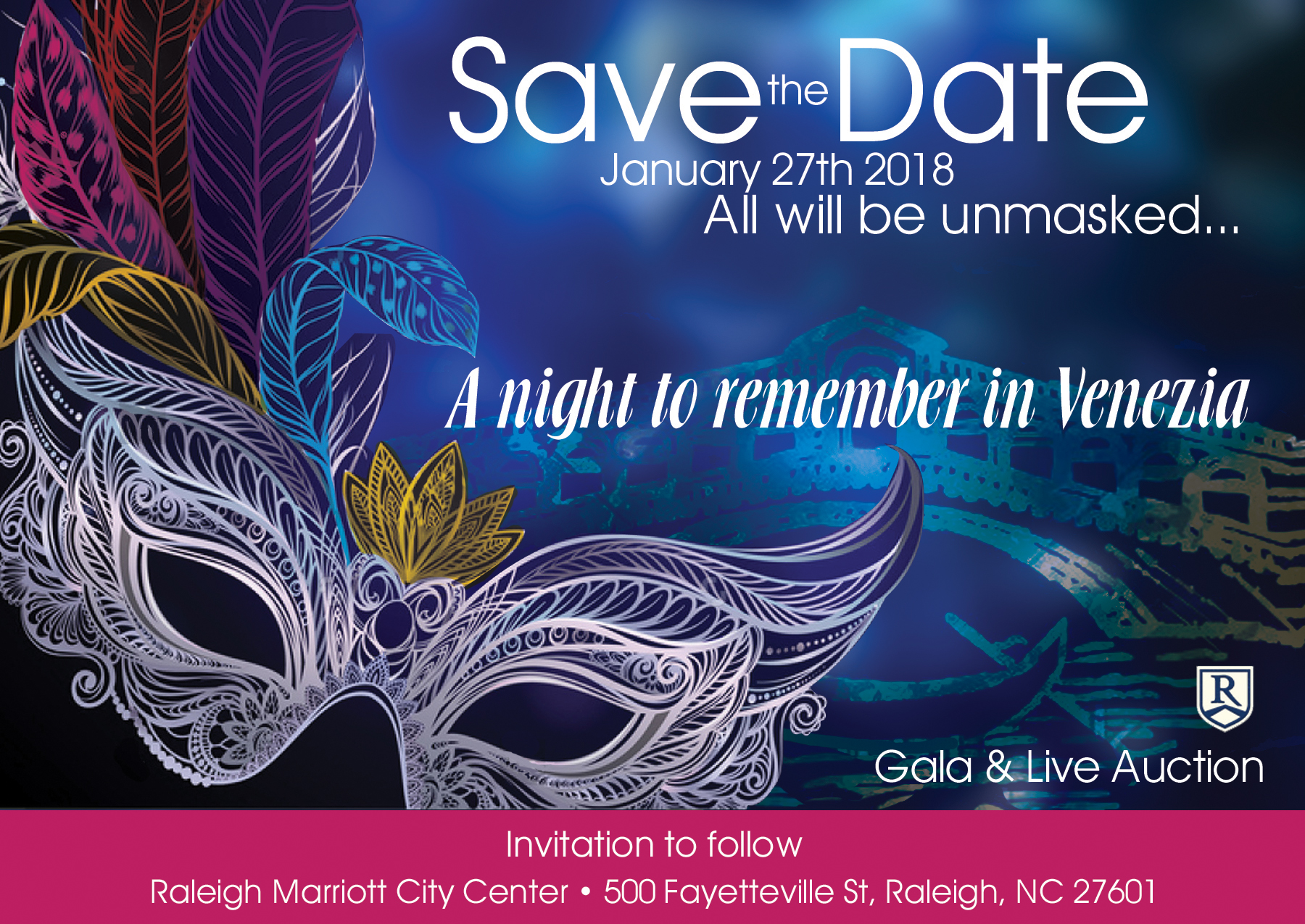 gala & live auction